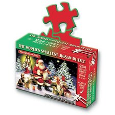 """Naughty or Nice"" World's Smallest Puzzle"