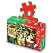 """Stocking Stuffers"" World's Smallest Puzzle"