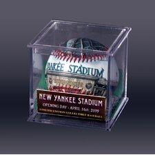 Yankee Stadium Opening Day, 2009 Unforgetaball Collectible Baseball