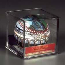 Citi Field Unforgetaball Collectible Baseball