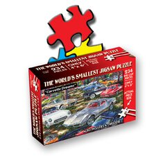 """Corvette Dreams"" World's Smallest Jigsaw Puzzle"