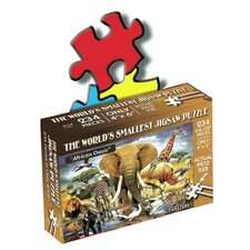 "<strong>TDC Games</strong> ""African Oasis"" World's Smallest Jigsaw Puzzle"