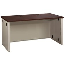 "Trace 29"" H x 30""- 60"" W Desk Return"