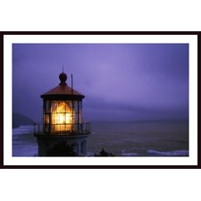 <strong>Barewalls</strong> Lighthouse At Heceta Head, Oregon, Usa Wall Art by Craig Tuttle
