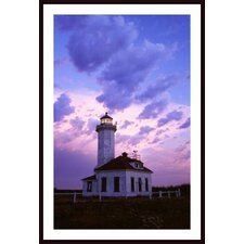 Point Wilson Lighthouse Wall Art by Craig Tuttle