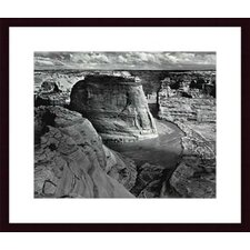 Canyon de Chelly National Monument by Ansel Adams Framed Photographic Print