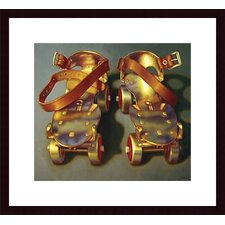 Roller Skates II by TR Colletta Framed Photographic Print