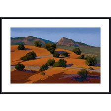 <strong>Barewalls</strong> Juniper Hills Metal Framed Art Print