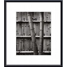 <strong>Barewalls</strong> Bamboo and Wall Metal Framed Art Print