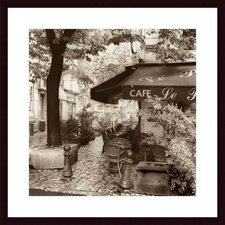 Cafe, Aix-en-Provence by Alan Blaustein Framed Photographic Print