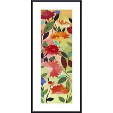 Freesia by Kim Parker Framed Painting Print