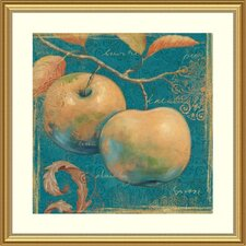 <strong>Barewalls</strong> Lovely Fruits II Framed Art