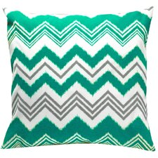 <strong>Elisabeth Michael</strong> Zig Zag Indoor / Outdoor Polyester Pillow