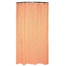 Shower Cotton Curtain Towers