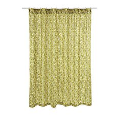 Kimono Cotton Shower Curtain
