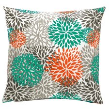 Blooms Indoor / Outdoor Polyester Pillow
