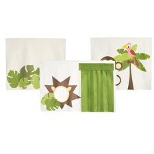 Jungle Play Curtain