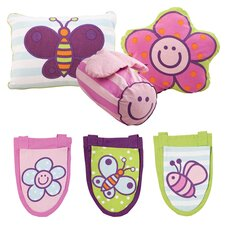 Girlie Pockets and Cushions Set