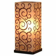 Charles Square Table Lamp