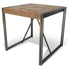 Recycled Boat High Bar Table