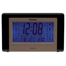 Advance Time Touch Screen Alarm Clock