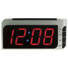Elgin Time Ready Bedside Alarm Clock