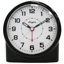 Elgin Alarm Table Clock