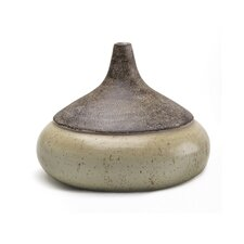 Sedona Pottery Stacked Tapered Vase