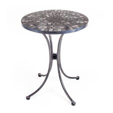 <strong>New Rustics Home</strong> Mosaic Round Marble Table