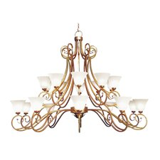 Angelo 20 Light Chandelier