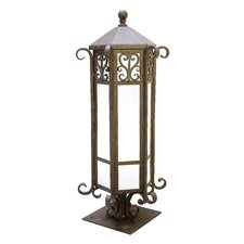 <strong>2nd Ave Design</strong> Caprice 1 Light Outdoor Post Lantern