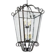 <strong>2nd Ave Design</strong> Marin 8 Light Foyer Lantern