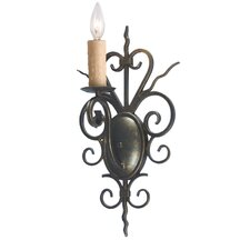 Kenneth 1 Light Wall Sconce