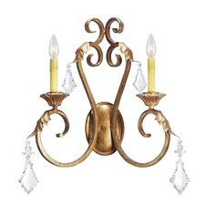 Josephine 2 Light Wall Sconce