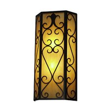 Mia 2 Light Wall Sconce