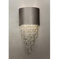 Lucy 2 Light Wall Sconce