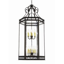 <strong>2nd Ave Design</strong> Estancia 12 Light Foyer Lantern