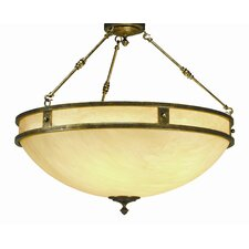 Capella 6 Light Inverted Pendant