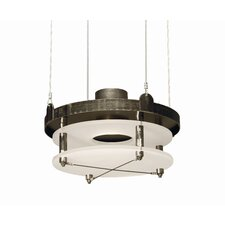 Atlantis Ave 1 Light Drum Pendant
