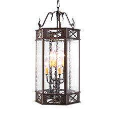 <strong>2nd Ave Design</strong> Gina 7 Light Foyer Lantern