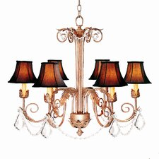 Lindsey 6 Light Chandelier