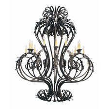 <strong>2nd Ave Design</strong> Josephine 16 Light Chandelier
