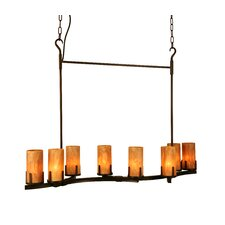 <strong>2nd Ave Design</strong> Cero 8 Light Chandelier