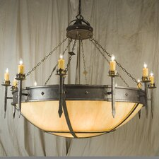 Castilla 20 Light Chandelier