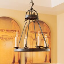 Lakeshore 4 Light Chandelier