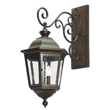 <strong>2nd Ave Design</strong> Cassandra 2 Light Exterior Wall Lantern
