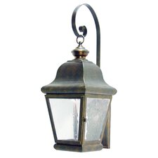 La Palma 2 Light Exterior Wall Lantern