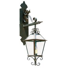 <strong>2nd Ave Design</strong> Palermo 2 Light Exterior Wall Lantern