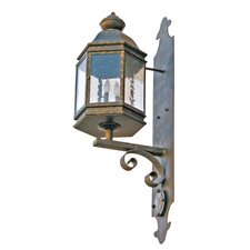 <strong>2nd Ave Design</strong> Elemental 3 Light Exterior Wall Lantern