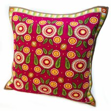 <strong>Rennie & Rose Design Group</strong> Susan Sargent Calico Accent Pillow